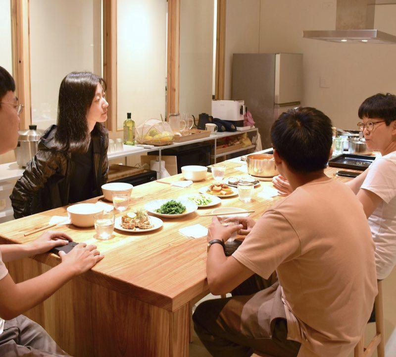 ▎OPEN KITCHEN ▎誰來晚餐 TTDC x 水越設計 x 臺東教育處