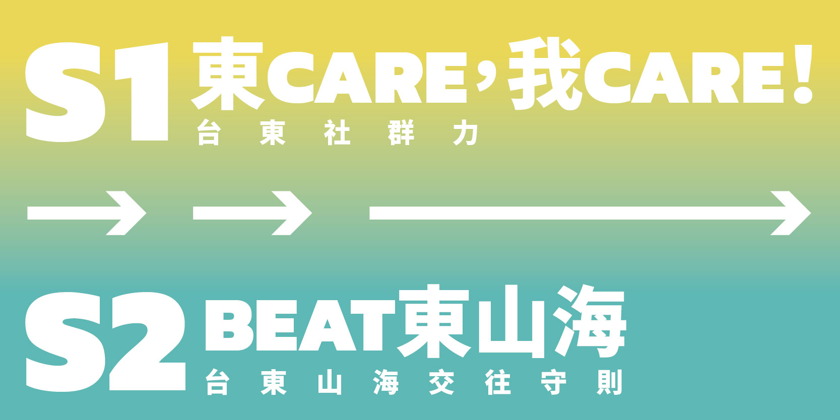 ▎S2 慢波電台 ⛰️ 準備好BEAT東山海了嗎? 